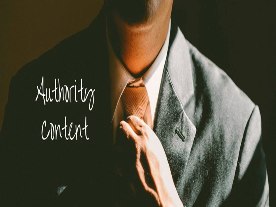 Authority Content